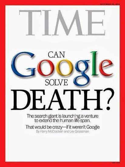 Avec Calico, Google veut rendre l'homme immortel – ou presque | Web Marketing Magazine | Scoop.it