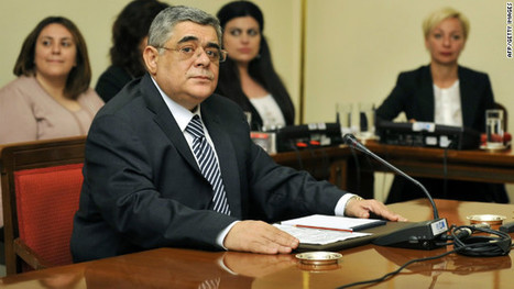 Greece files charges against Golden Dawn party leader, 4 members | Politically Incorrect | Scoop.it