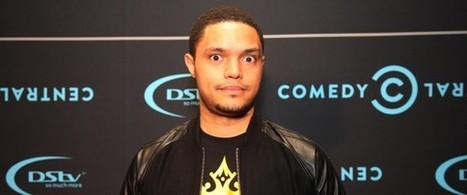 Trevor Noah Is Officially Your Next 'Daily Show' Host | PrivatePractice | Scoop.it