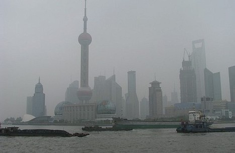 Shanghai, Beijing Tackle Air Pollution | The Diplomat | Practical Sustainable Business | Scoop.it