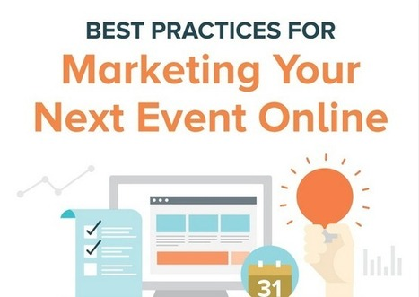 5 practices to market your next event successfully online (Infographic) | e-commerce & social media | Scoop.it