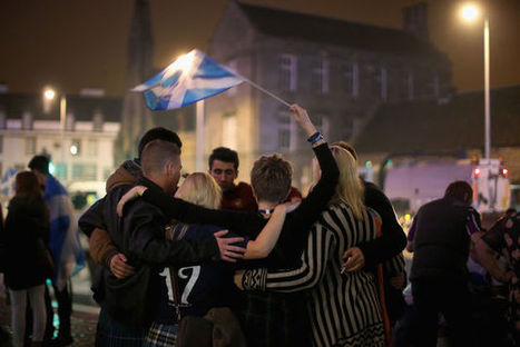 Scotland Rejects Independence as U.K. Vows to Give It More Power   EconMatters   Scoop.it