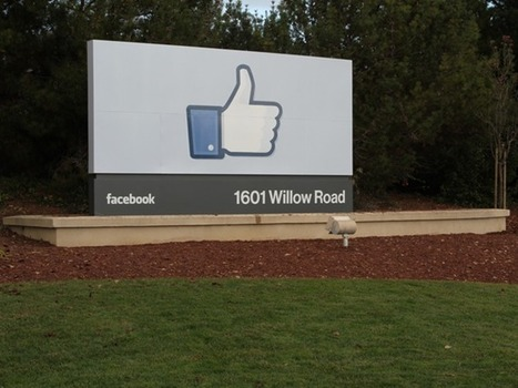 Why Facebook is giving out free Wi-Fi for check-ins - CNET | Television | Scoop.it