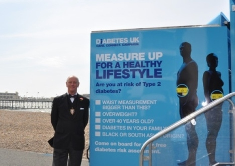 Worthing mayor gets checked for diabetes   Diabetes Now   Scoop.it