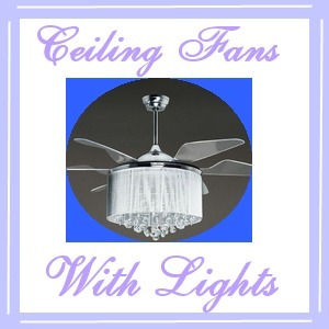 Redecorate by Using Fashionable Ceiling Fans with Lights | Air Circulation and Ceiling Fans | Scoop.it
