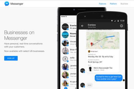 Hyatt Tests Facebook Messenger as a Customer Service Channel   Tourism Social Media   Scoop.it