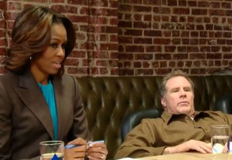 Will Ferrell and Michelle Obama Lead the Funniest Health Focus Group Ever | warmhat | Scoop.it
