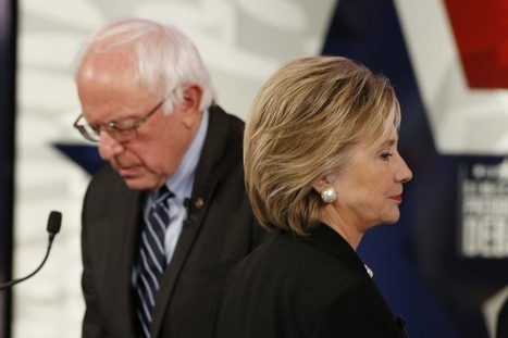 Hillary Clinton's Phony Attack on Bernie Sanders | enjoy yourself | Scoop.it