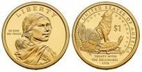 2014 Native American $1 Dollar Design Image | Gold | Scoop.it