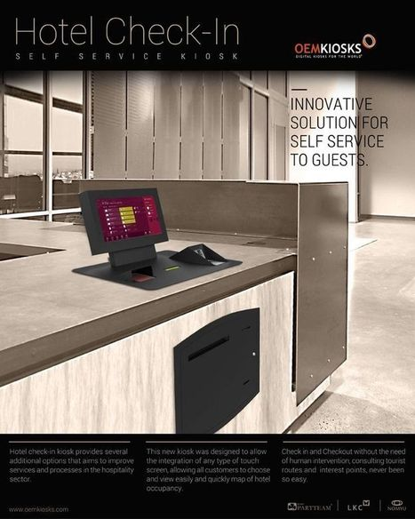 Improve hospitality self service technology with multimedia interactive kiosks | Digital Indoor & Outdoor kiosks (with videos) | Scoop.it