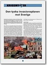Den tyska invasionsplanen mot Sverige | sarasscoopit | Scoop.it