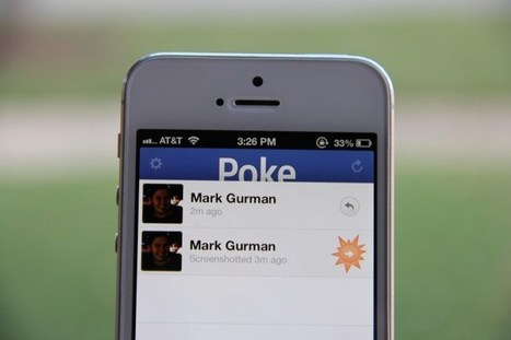 Facebook kills off its Poke and Camera Aapps | Technology in Business Today | Scoop.it