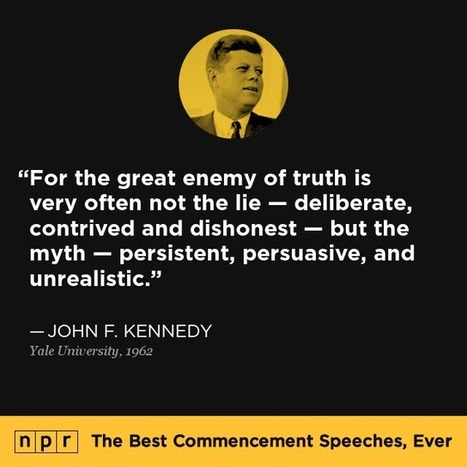 The Best Commencement Speeches, Ever | @wonil07lee Interests | Scoop.it