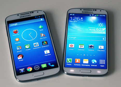 Review: The Samsung Galaxy S 4 Google Play Edition is great (for now) - Ars Technica | Technology Updates | Scoop.it