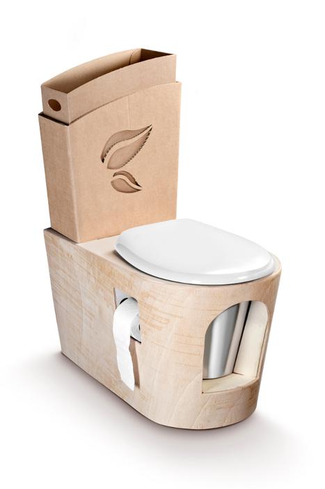 Toilettes : l'Eco-Trône bois | Le flux d'Infogreen.lu | Scoop.it