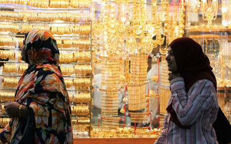 Gold rush in the UAE as expats take advantage of plunging prices - Telegraph   Commodities, Resource and Freedom   Scoop.it
