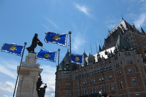 Québec City: A Little Piece of Paris in North America | travel and tour | Scoop.it