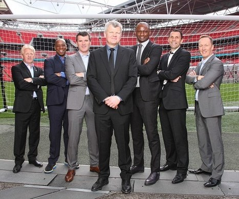 Adrian Chiles replaced as ITV's lead football host   PSG   Scoop.it