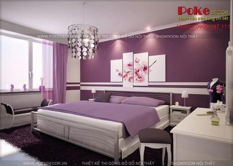 Đẹp ngẩn ngơ với top 10 phòng ngủ 2014 | Sản phẩm nội thất - Interior product | Scoop.it