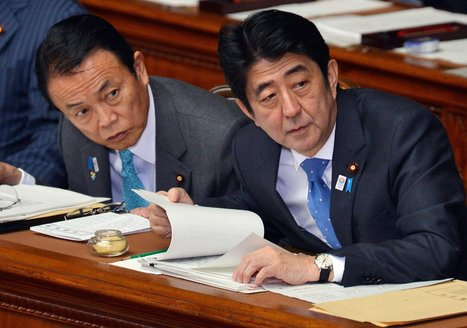 Shinzo Abe Shakes Up Japan in Effort to Stir Its Economy   IT and news   Scoop.it