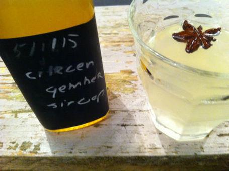 Citroen-gember siroop, warm in de winter, koud in de zomer | Lekker Tafelen | Scoop.it