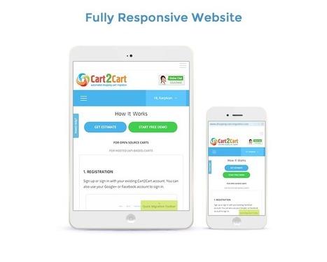 Cart2Cart Got Revamped — New Design, Better Quality   Cart2Cart   Scoop.it