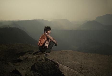 COAL MINES | Photographer:  Ken Hermann | Hitchhiker | Scoop.it