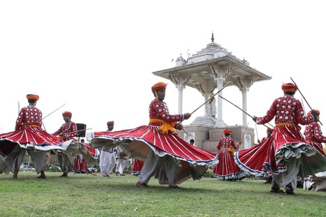 The famous dance forms of Rajasthan | Rajasthan Tourism | Scoop.it