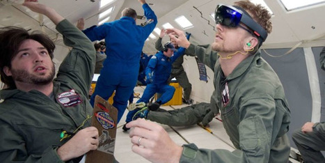 La Nasa y Microsoft llevan la realidad aumentada al espacio | REALIDAD AUMENTADA Y ENSEÑANZA 3.0 - AUGMENTED REALITY AND TEACHING 3.0 | Scoop.it