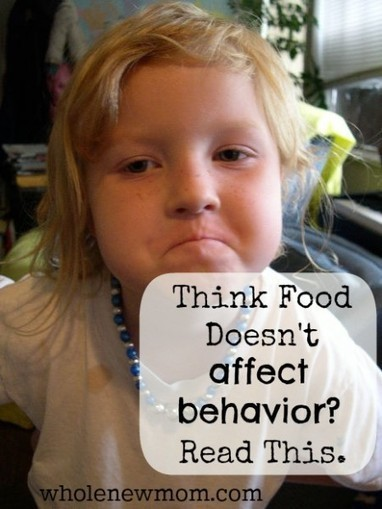Think Food Doesn't Affect Behavior? You've Got to Read This. | homeopathy for adhd | Scoop.it
