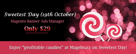 Purchase Banner Ads Manager at only $29 on Sweetest Day (19th October) | Magento extensions | Scoop.it