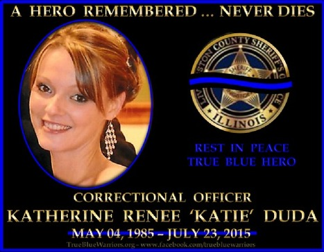 'Dedicated' Livingston County officer killed in crash | Criminal Justice in America | Scoop.it