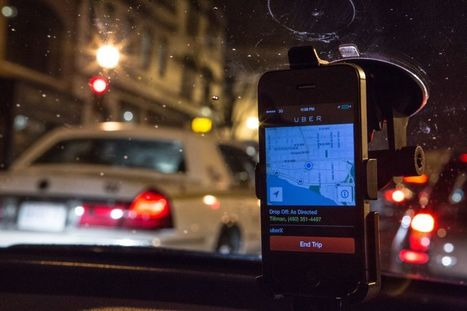 How to protect America's Uber drivers and otherpart-timers | Peer2Politics | Scoop.it