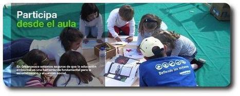 "GREENPACE España ""Recursos educativos"" | Enseñar Geografía e Historia en Secundaria | Scoop.it"