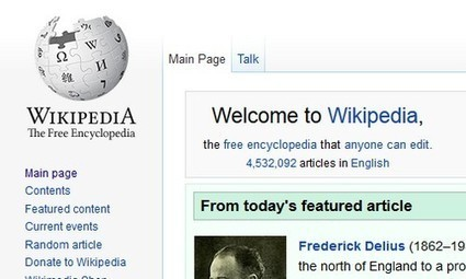 Israel Education Ministry and Wikipedia collaborate to write content for the internet site | Jewish Education Around the World | Scoop.it