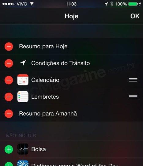 iOS volta a mostrar condições de trânsito para brasileiros na Central de Notificações | Apple iOS News | Scoop.it