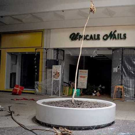 Scratched Out: Nine Nifty Closed & Abandoned Nail Salons | Modern Ruins | Scoop.it