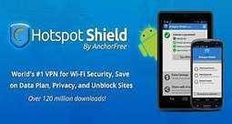 Hotspot Shield VPN Proxy, WiFi v3.6.1 Premium Apk   komandroid   Scoop.it