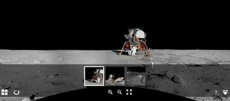 La Luna en Internet: 3D, simuladores, fases, historia... | Plantel 07 Buenavista acompañamiento didáctico | Scoop.it