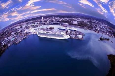 Fincantieri: prove mare per megayacht Eclipse di Abramovich - ANSA.it | VELA e MARE | Scoop.it