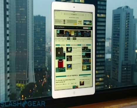 The iPad Air Review | Technology News | Scoop.it
