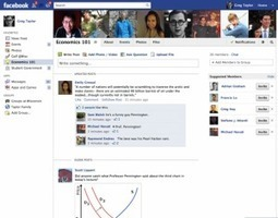 Students Sharing Files and Notes on Facebook – Legal or not ... | Public Education in the 21st Century | Scoop.it
