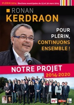 Merci   Pour Plérin, continuons ensemble   Scoop.it