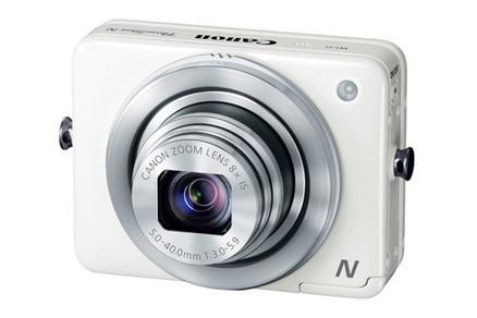 CES 2013 - Canon Powershot N - quadratisch, praktisch, gut?   Camera News   Scoop.it