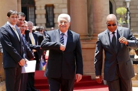 L'Afrique du Sud accuse Israël de «défier le monde entier» | Actualités Afrique | Scoop.it