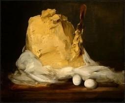 Le beurre dans les arts (si-si,…) et autres expressions à base de beurre | Curiosités planétaires | Scoop.it