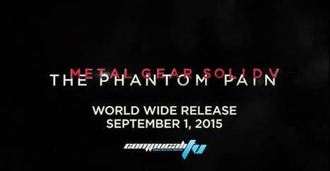Metal Gear Solid V The Phantom Pain Fecha de Lanzamiento | Descargas Juegos y Peliculas | Scoop.it