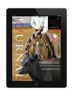 March American Quarter Horse Journal - American Quarter Horse Journal | Ride On | Scoop.it