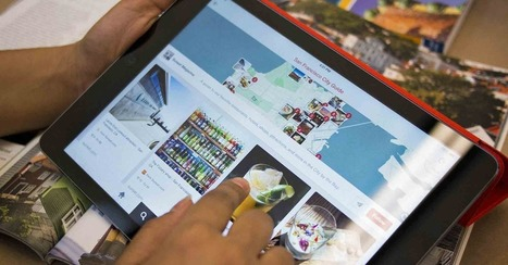 Pinterest Brings Place Pins to iPad, GIFs to Mobile | Pinterest | Scoop.it
