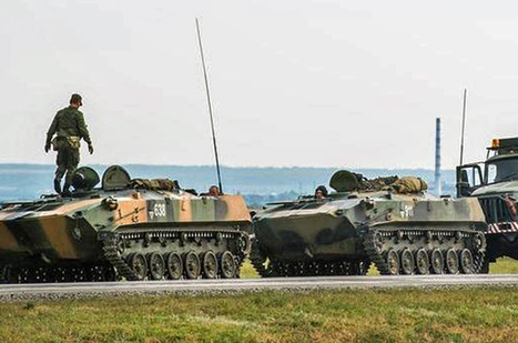 Russia to review military policy towards NATO   Wedge Issue   Scoop.it